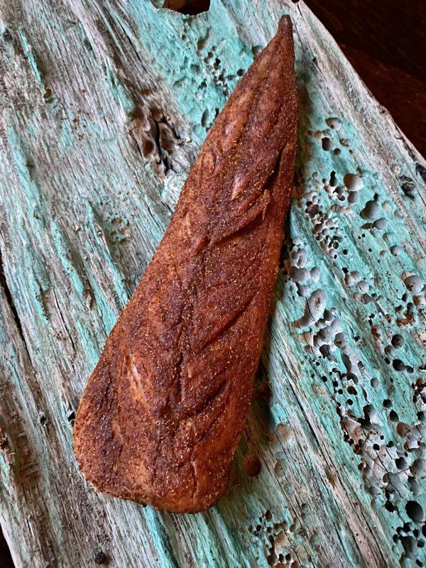 Oak Smoked Mackerel Fillets - Cayenne